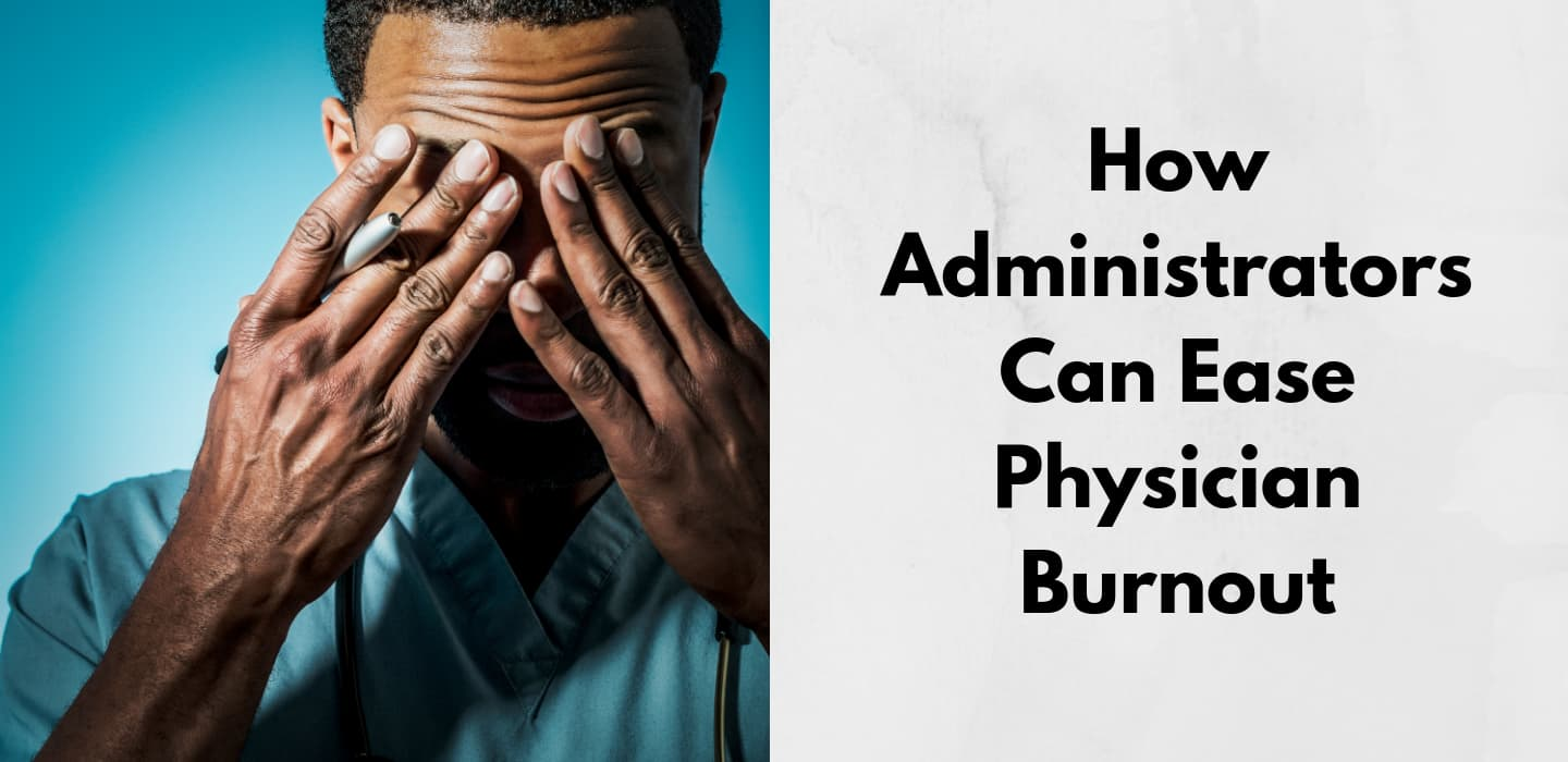Physician burnout, physician burnout prevention