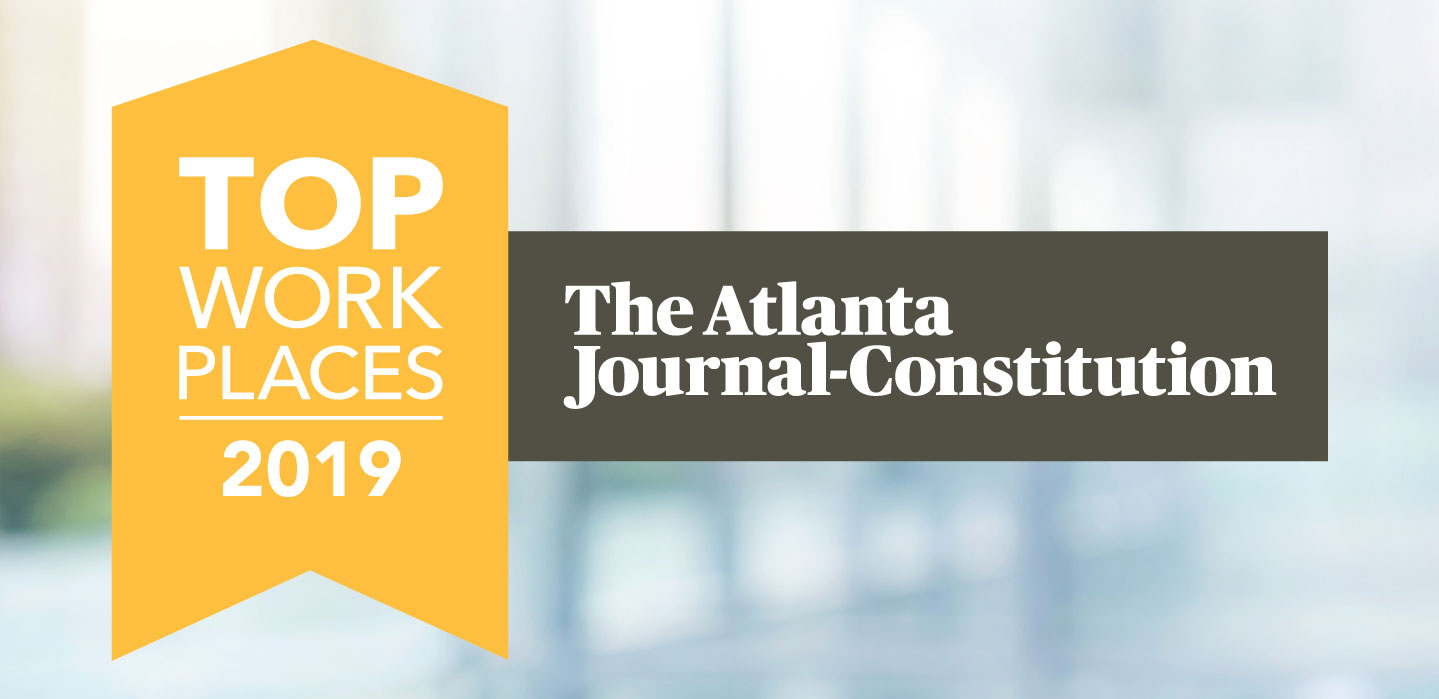The Atlanta Journal-Constitution Names Medical Doctor Associates  A Winner Of Atlanta Top Workplaces 2019 Award